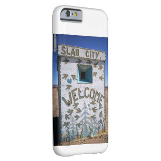 iPhone Cover - Slab City