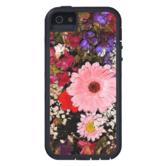 iPhone Cover with Floral Design