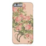 iPhone cristiano 6 de los rosas de Klein Funda Para iPhone 6 Barely There