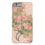 iPhone cristiano de los rosas de Klein 6 puntos Funda De iPhone 6 Barely There