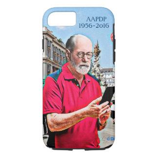 iPhone de AAPDP Freud 7 casos Funda iPhone 7