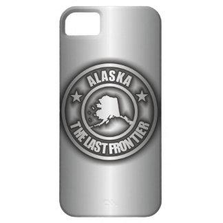 "iPhone de acero de ""Alaska"" 5 casos iPhone 5 Fundas"