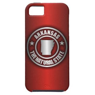 "iPhone de acero de ""Arkansas"" 5 casos iPhone 5 Protector"