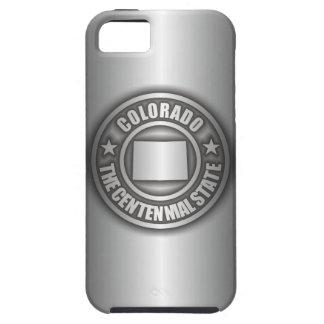 """iPhone de acero de """"Colorado"""" 5 casos iPhone 5 Funda"""