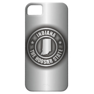 "iPhone de acero de ""Indiana"" 5 casos iPhone 5 Fundas"