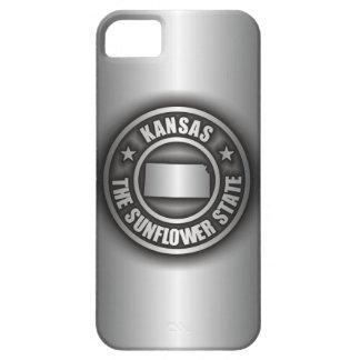 """iPhone de acero de """"Kansas"""" 5 casos iPhone 5 Carcasa"""