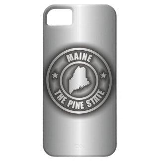 """iPhone de acero de """"Maine"""" 5 casos iPhone 5 Funda"""