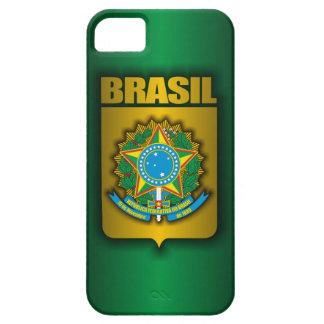 """iPhone de acero del """"Brasil"""" 5 casos iPhone 5 Funda"""