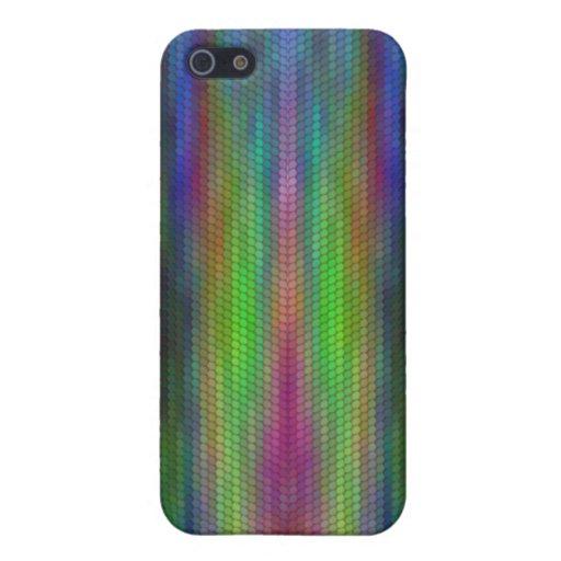 iPhone de Borealis de la aurora iPhone 5 Cobertura