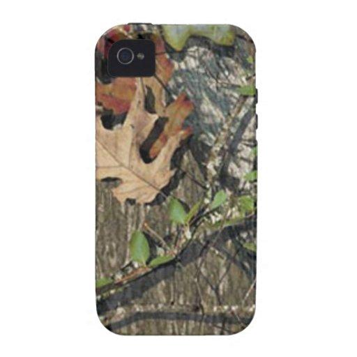 Iphone de Camo iPhone 4/4S Carcasas