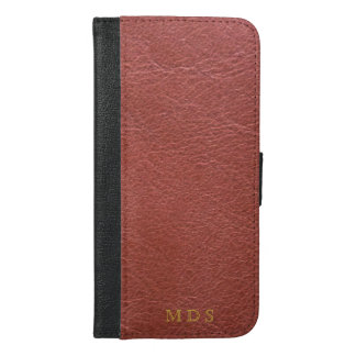iPhone de color rojo oscuro personalizado 6/6s más