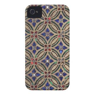 iPhone de cristal 4S de la foto de la piedra del iPhone 4 Case-Mate Cárcasa