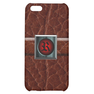 iPhone de cuero 5Case