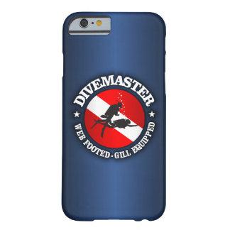 Iphone de Divemaster 6 casos Funda De iPhone 6 Barely There