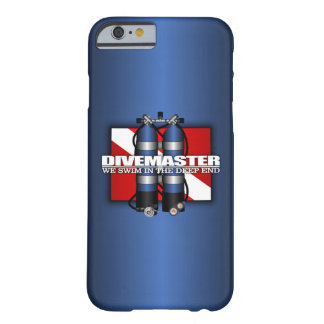 Iphone de Divemaster (ST) 6 casos Funda De iPhone 6 Barely There