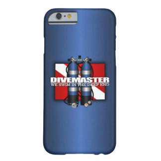 Iphone de Divemaster (ST) 6 casos Funda Para iPhone 6 Barely There
