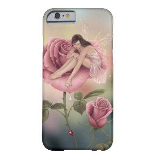 iPhone de hadas 6 apenas There™ de la flor color Funda De iPhone 6 Barely There