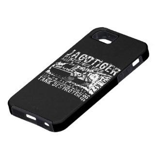 iPhone de JAGDTIGER/caso del iPad Funda Para iPhone SE/5/5s