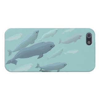iPhone de la ballena 5 regalos de la ballena de la iPhone 5 Cárcasa