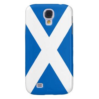 iPhone de la bandera de Escocia Funda Para Galaxy S4