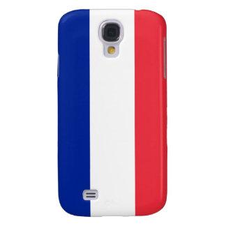 iPhone de la bandera de Francia Funda Para Galaxy S4