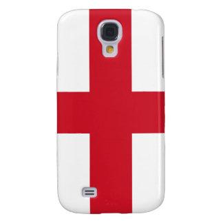 iPhone de la bandera de Inglaterra Funda Para Galaxy S4