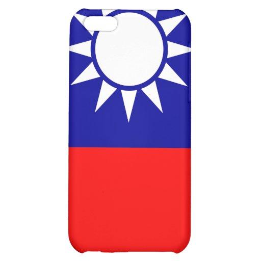 iPhone de la bandera de Taiwán