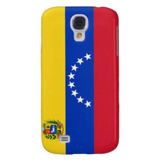 iPhone de la bandera de Venezuela Funda Para Galaxy S4