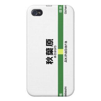 iPhone de la estación de Akiba 4 casos iPhone 4 Carcasa