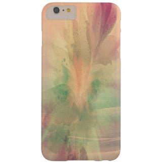 iPhone de la explosión de color en colores pastel Funda Para iPhone 6 Plus Barely There