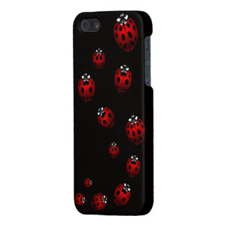 iPhone de la mariquita 5 regalos del iPhone de señ iPhone 5 Carcasas