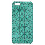iPhone de la paz de la aguamarina