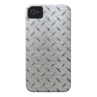 iPhone de la placa del diamante iPhone 4 Case-Mate Coberturas