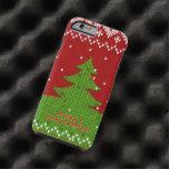 iPhone de las Felices Navidad Funda De iPhone 6 Tough