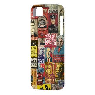 iPhone de LibertyManiacs.com 5 casos Funda Para iPhone SE/5/5s