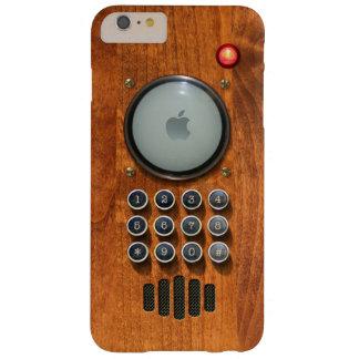 iPhone de los años 30 del vintage Funda De iPhone 6 Plus Barely There