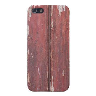 iPhone de madera 4 del caso de Speck® de la IMPRES iPhone 5 Carcasa