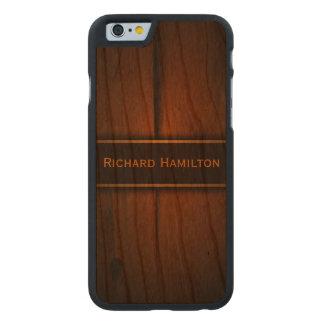 iPhone de madera báltico de Carved® de madera de Funda De iPhone 6 Carved® De Cerezo