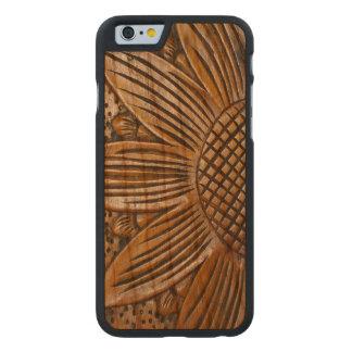 iPhone de madera de Carved® de la impresión de Funda De iPhone 6 Carved® De Cerezo