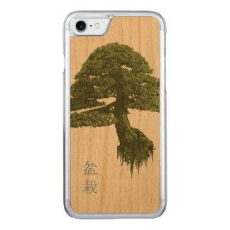 iPhone de madera flotante 6 (cereza) del árbol de Funda Para iPhone 7