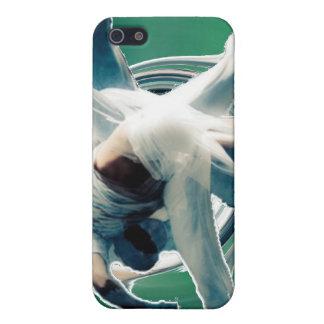 iphone de mao del sim del au del capoeira iPhone 5 carcasas
