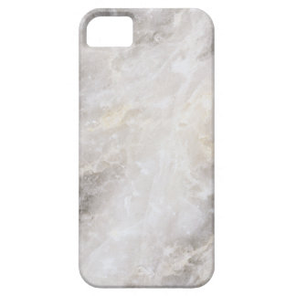 Iphone de mármol blanco 4 caso 5 6 funda para iPhone 5 barely there