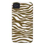 iPhone de moda 4/4s del estampado de animales de l iPhone 4 Protectores