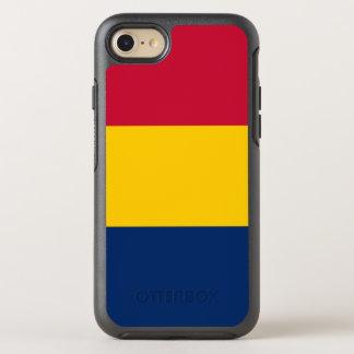 iPhone de República eo Tchad OtterBox Funda OtterBox Symmetry Para iPhone 7