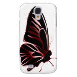 iPhone de Silhoue de la mariposa del efecto del re