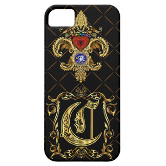 Iphone de Zweihundertjährige Monogramm C 5 iPhone 5 Funda