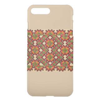 iPhone Deflector Case Ukrainian Spiral Embroidery