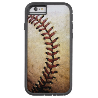 iPhone del béisbol 6 cubiertas del caso