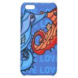 iPhone del beso del seahorse