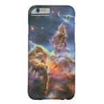 iPhone del caso - pilar de la nebulosa de Carina Funda De iPhone 6 Barely There